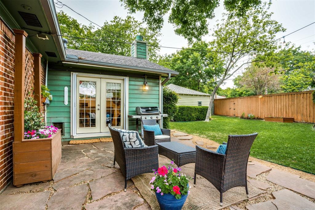 Sold Property | 4173 Beechwood Lane Dallas, Texas 75220 20
