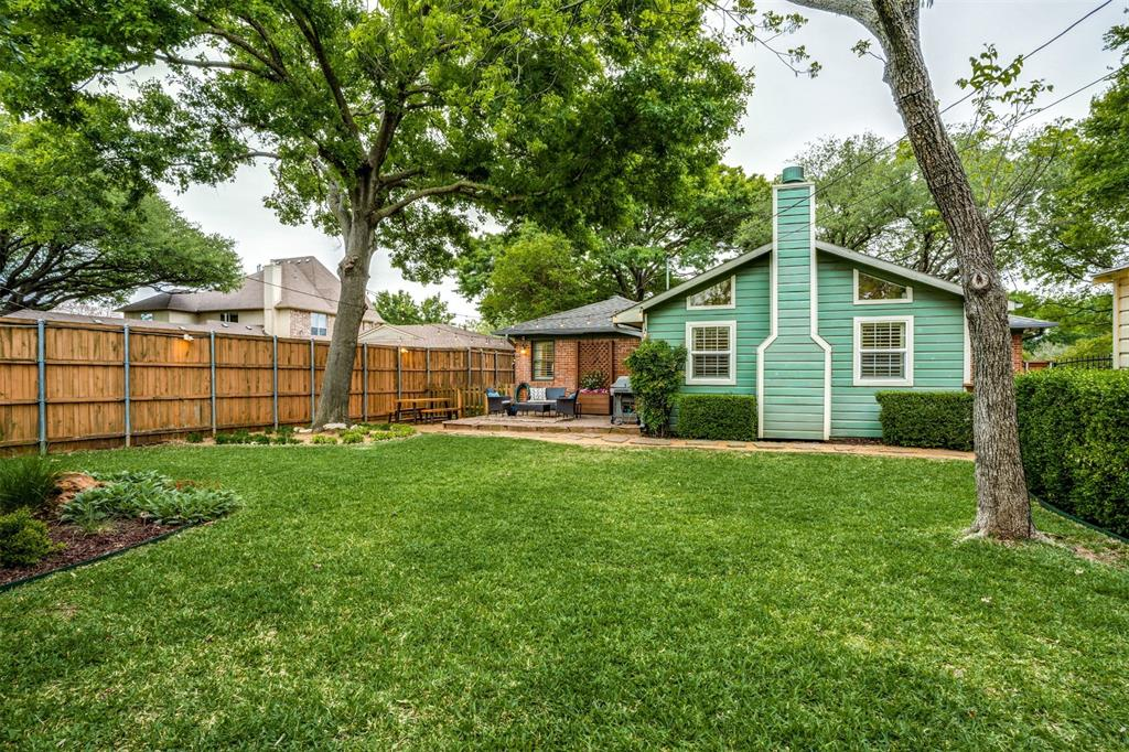 Sold Property | 4173 Beechwood Lane Dallas, Texas 75220 21