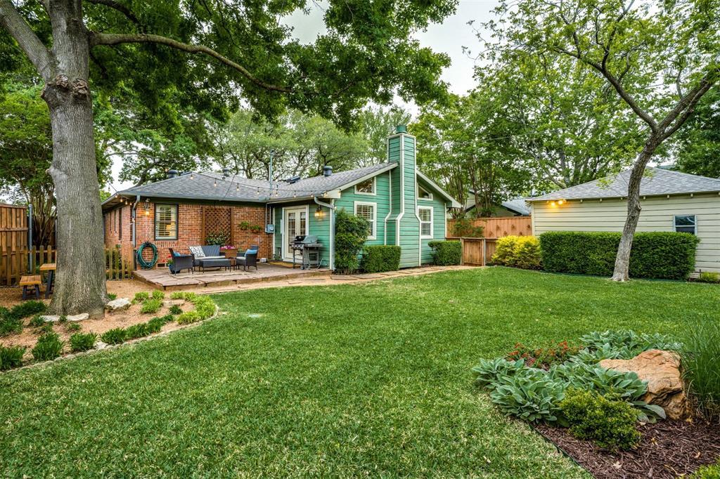 Sold Property | 4173 Beechwood Lane Dallas, Texas 75220 22