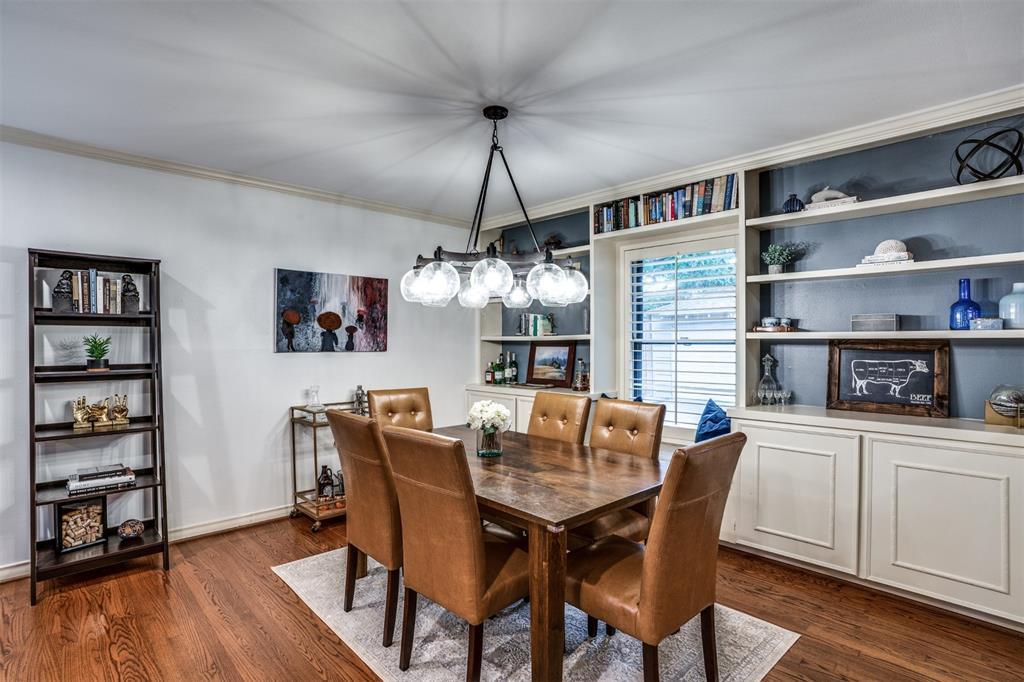 Sold Property | 4173 Beechwood Lane Dallas, Texas 75220 5
