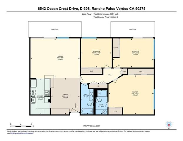 Active | 6542 Ocean Crest Drive #D-308 Rancho Palos Verdes, CA 90275 27