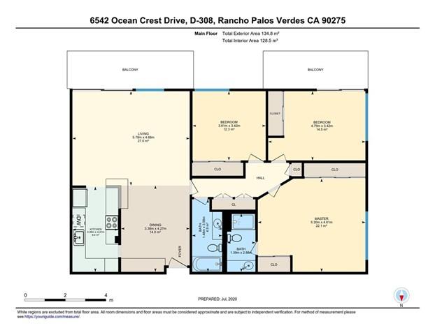 Active | 6542 Ocean Crest Drive #D-308 Rancho Palos Verdes, CA 90275 28