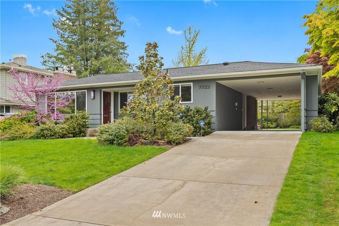 Sold Property   7722 Forest Drive NE Seattle, WA 98115 1
