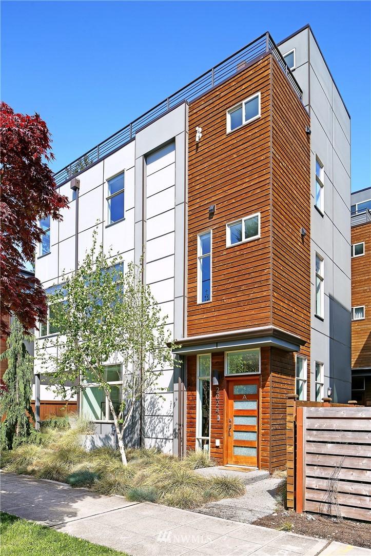Sold Property | 2024 NW 62nd Street #A Seattle, WA 98107 0