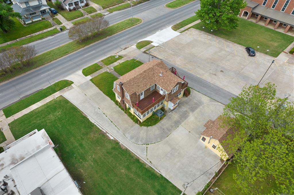 Active | 618 E Okmulgee Street Muskogee, Oklahoma 74403 23