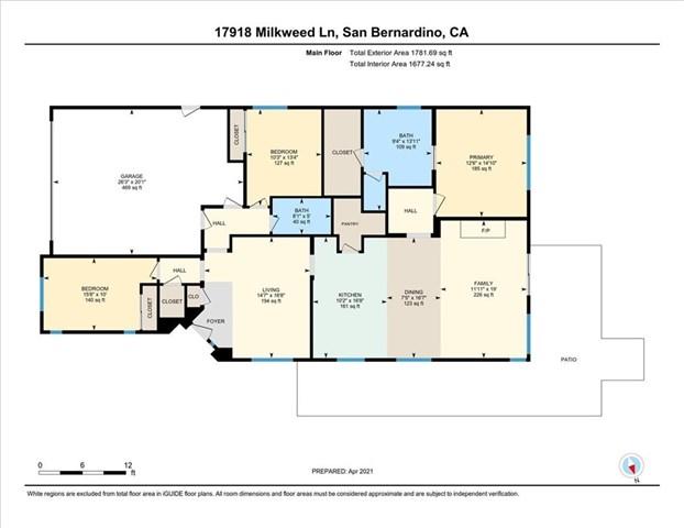 Closed | 17918 Milkweed Lane San Bernardino, CA 92407 23