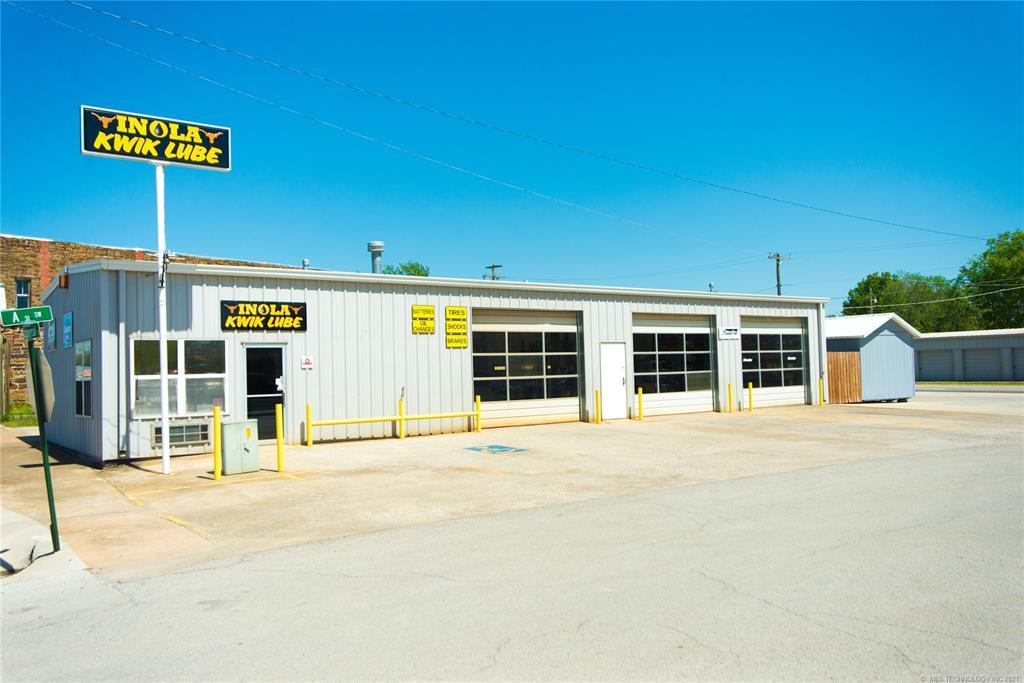 Active | 24 W Commercial Street Inola, Oklahoma 74036 1