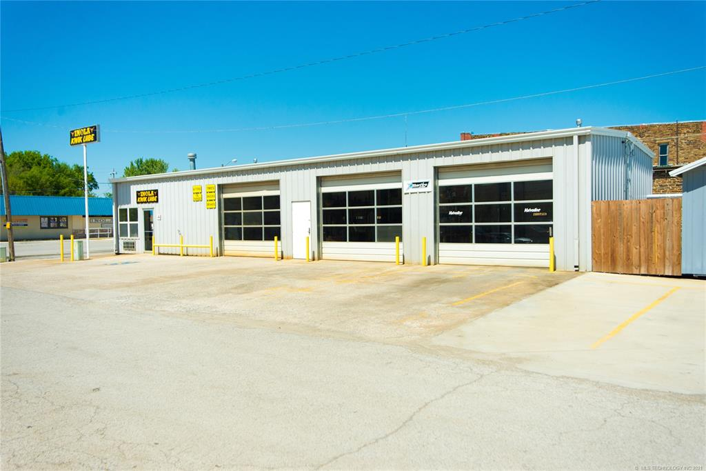 Active | 24 W Commercial Street Inola, Oklahoma 74036 2
