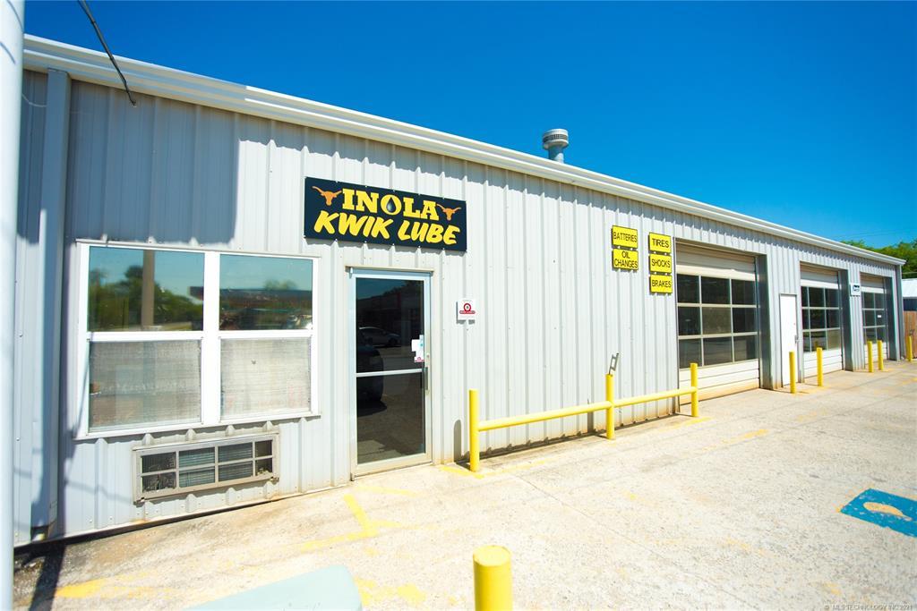 Active | 24 W Commercial Street Inola, Oklahoma 74036 3