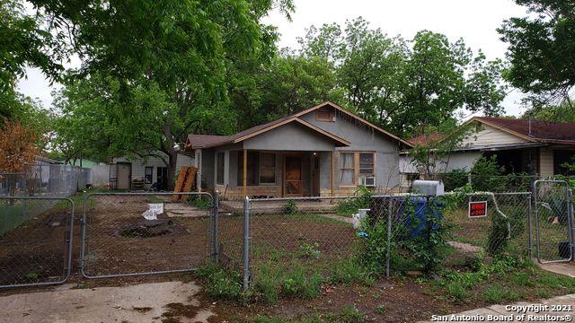 Off Market   518 CHALMERS AVE San Antonio, TX 78214 0