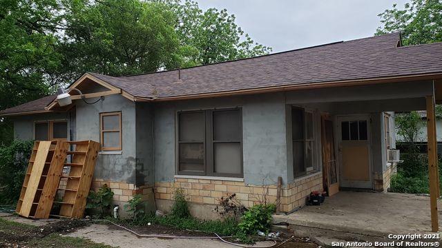 Off Market   518 CHALMERS AVE San Antonio, TX 78214 2