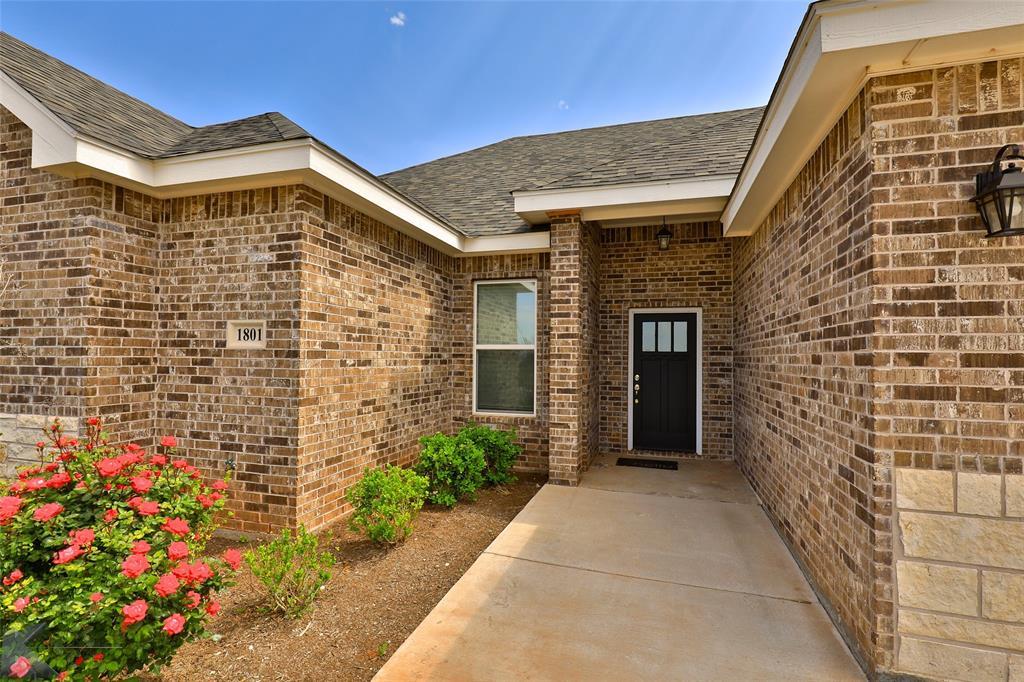 Active | 1801 Paras Avenue Abilene, Texas 79601 3