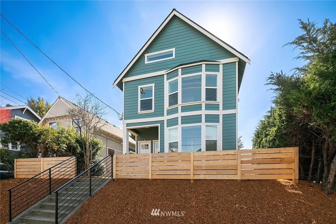 Active | 1709 E Columbia Street Seattle, WA 98122 0