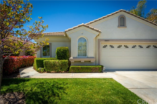 Active | 40051 Corte Calanova Murrieta, CA 92562 3