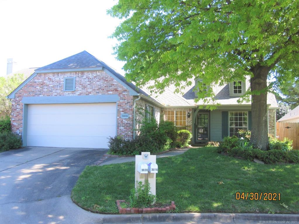 Off Market | 3016 E 93rd Court Tulsa, Oklahoma 74137 1