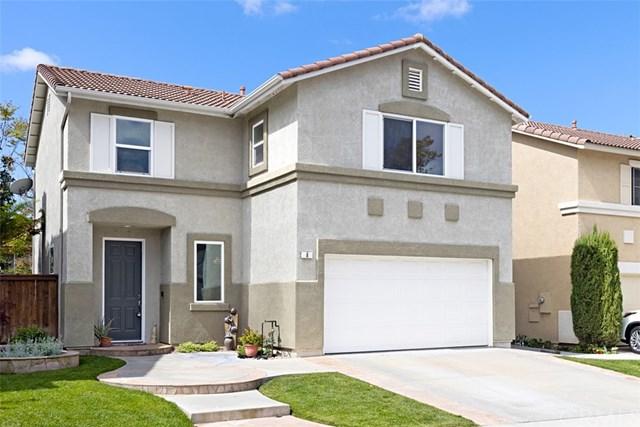 Closed | 8 Plushstone Rancho Santa Margarita, CA 92688 1