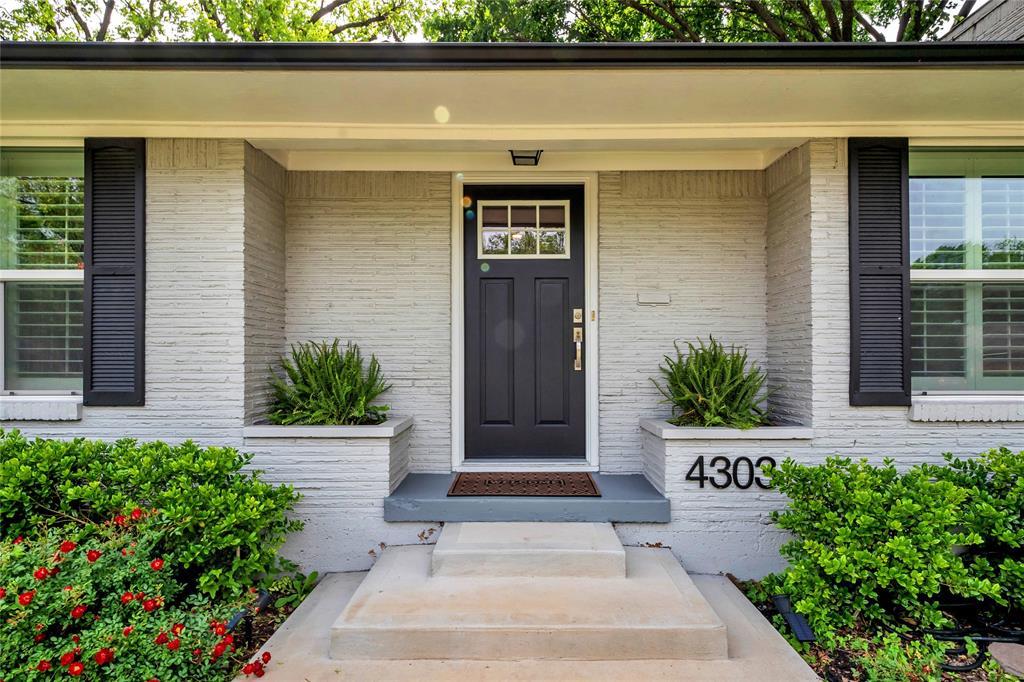 Sold Property   4303 Skillman Street Dallas, Texas 75206 1