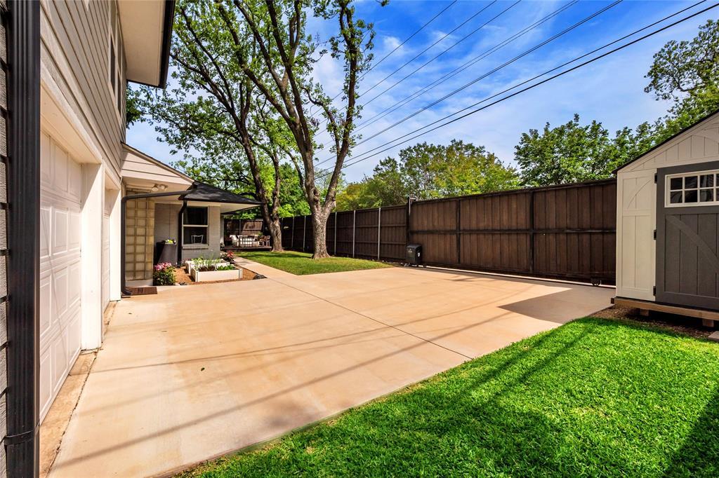 Sold Property   4303 Skillman Street Dallas, Texas 75206 25