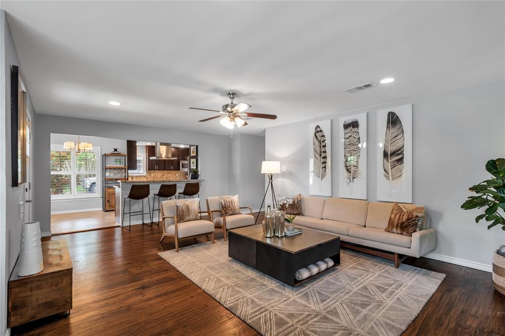 Sold Property   4303 Skillman Street Dallas, Texas 75206 2