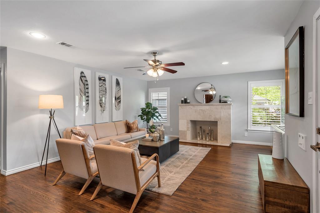 Sold Property   4303 Skillman Street Dallas, Texas 75206 3