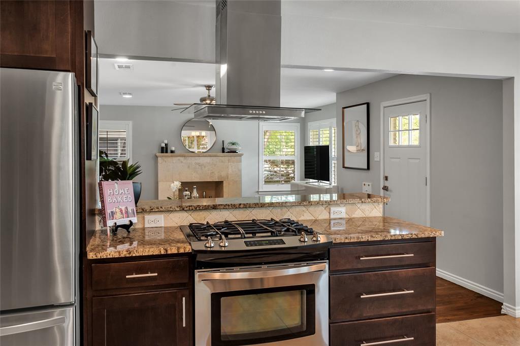 Sold Property   4303 Skillman Street Dallas, Texas 75206 5