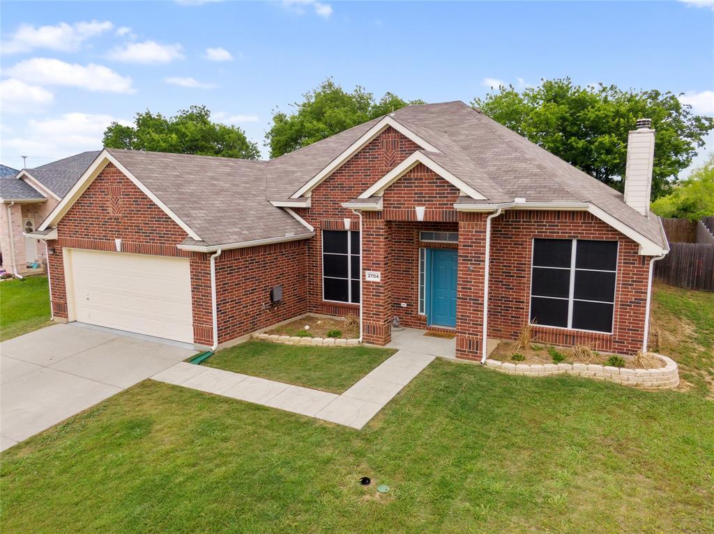 Active Option Contract | 2704 Pyramid Lane Mansfield, Texas 76063 1