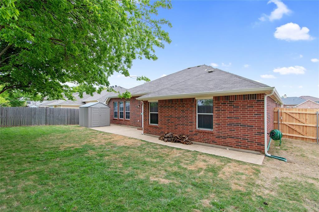 Active Option Contract | 2704 Pyramid Lane Mansfield, Texas 76063 31