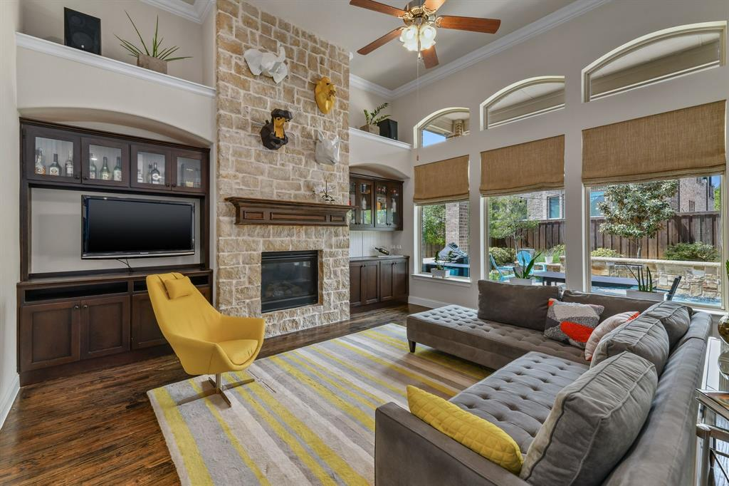 Active Option Contract   1207 Huron Drive Grapevine, Texas 76051 9