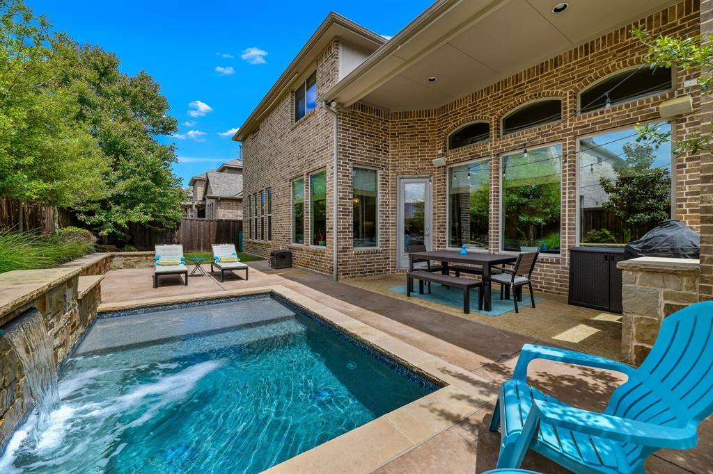 Active Option Contract   1207 Huron Drive Grapevine, Texas 76051 1