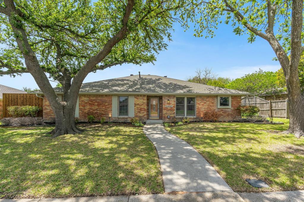Active Option Contract | 6406 Norbury Drive Dallas, Texas 75248 0