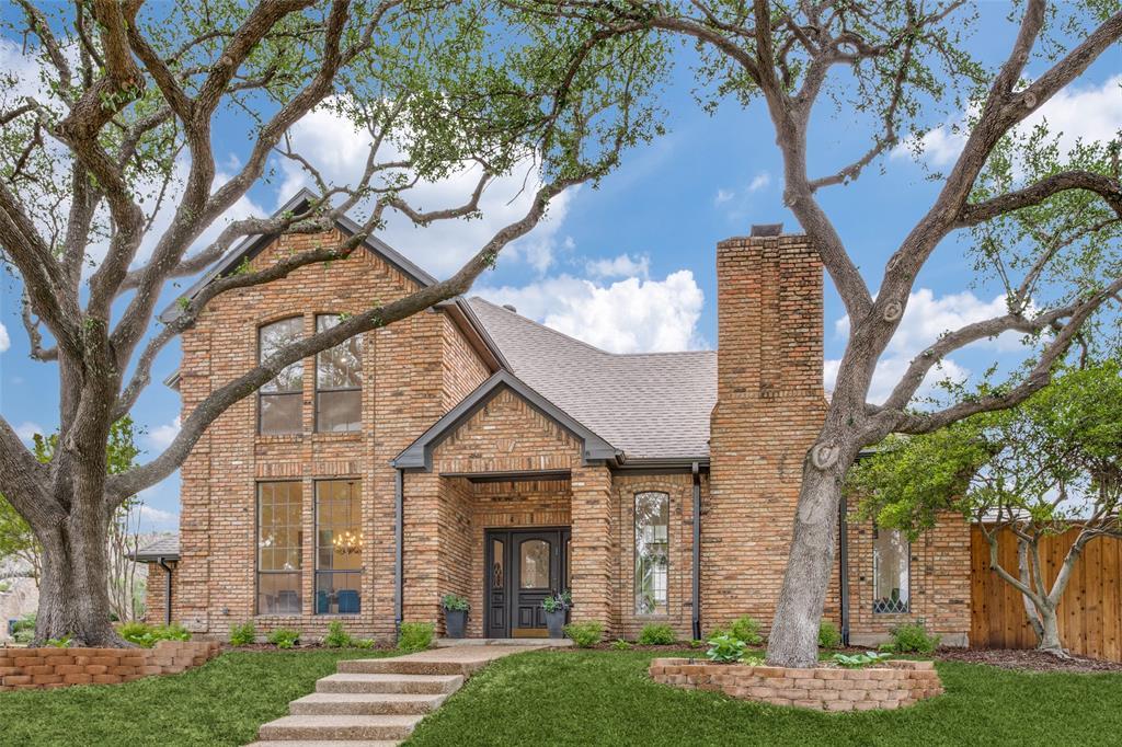 Sold Property | 5901 Deseret Trail Dallas, Texas 75252 0