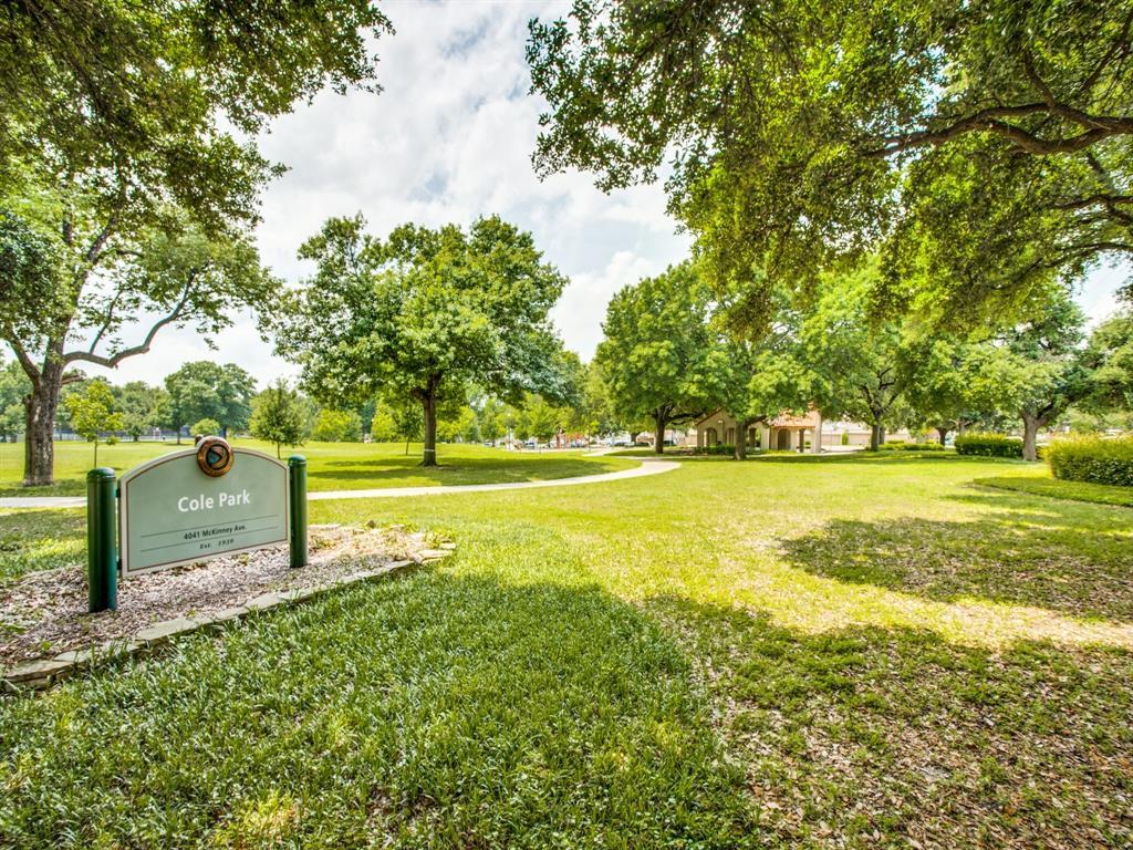 Sold Property | 4144 Travis Street Dallas, Texas 75204 22