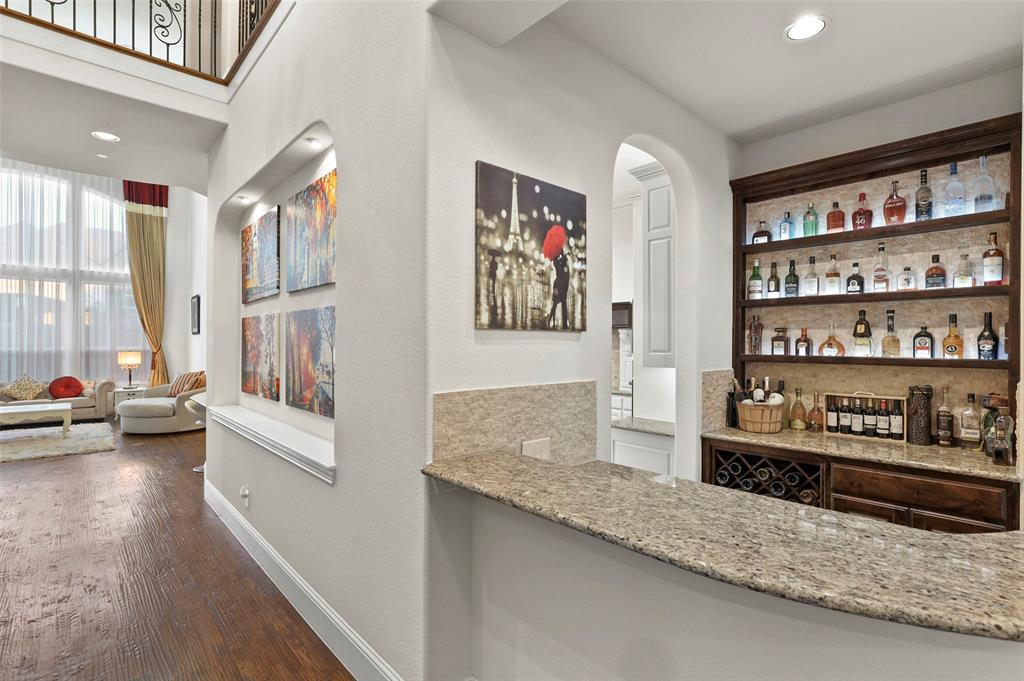 Active Option Contract | 6438 WERBURG Street Frisco, Texas 75035 6