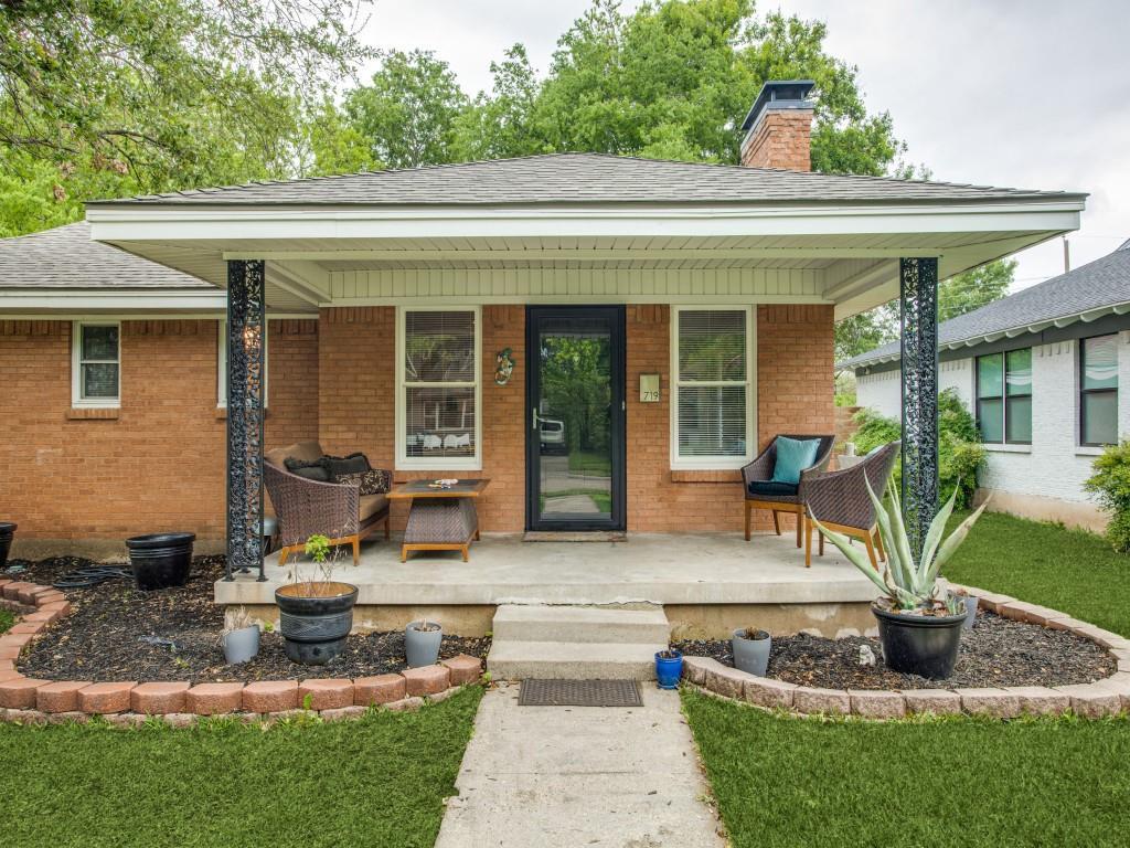 Active Option Contract | 719 Parkhurst Drive Dallas, Texas 75218 2