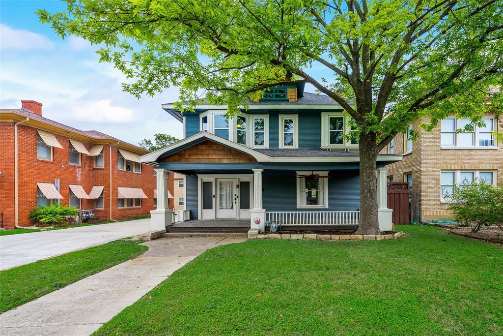 Sold Property   710 N Bishop Avenue Dallas, Texas 75208 0