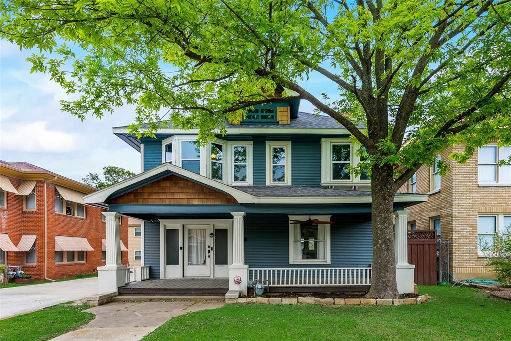 Sold Property   710 N Bishop Avenue Dallas, Texas 75208 1