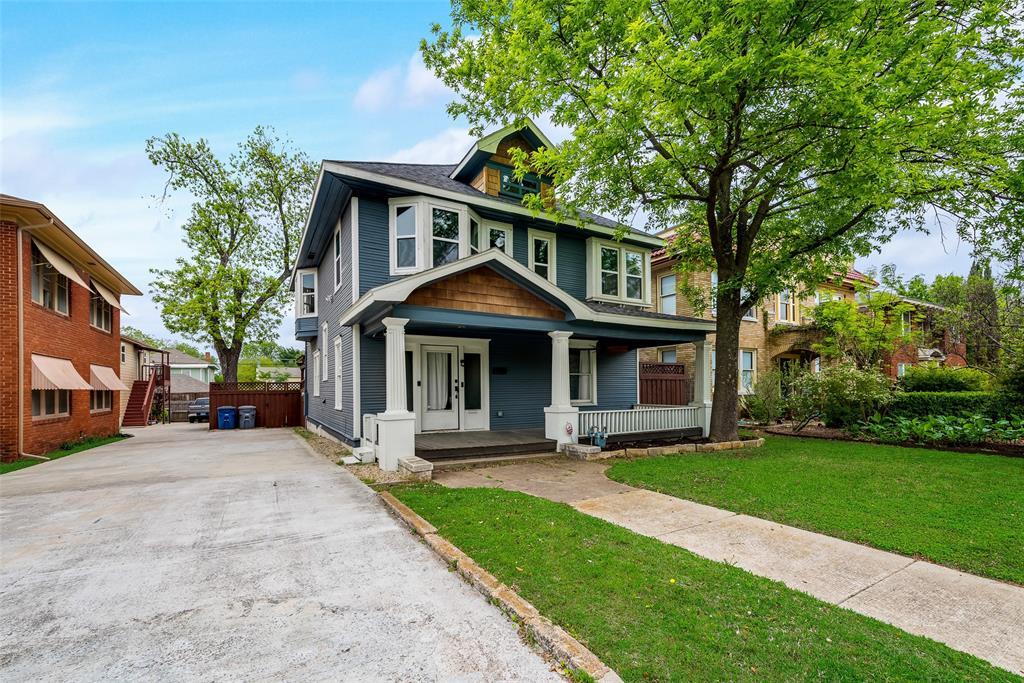Sold Property   710 N Bishop Avenue Dallas, Texas 75208 2