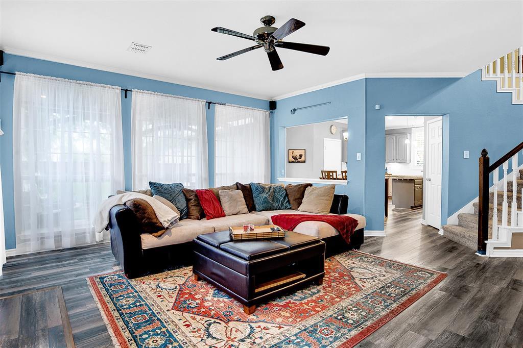 Active Option Contract | 4718 Baton Rouge Boulevard Frisco, Texas 75035 1