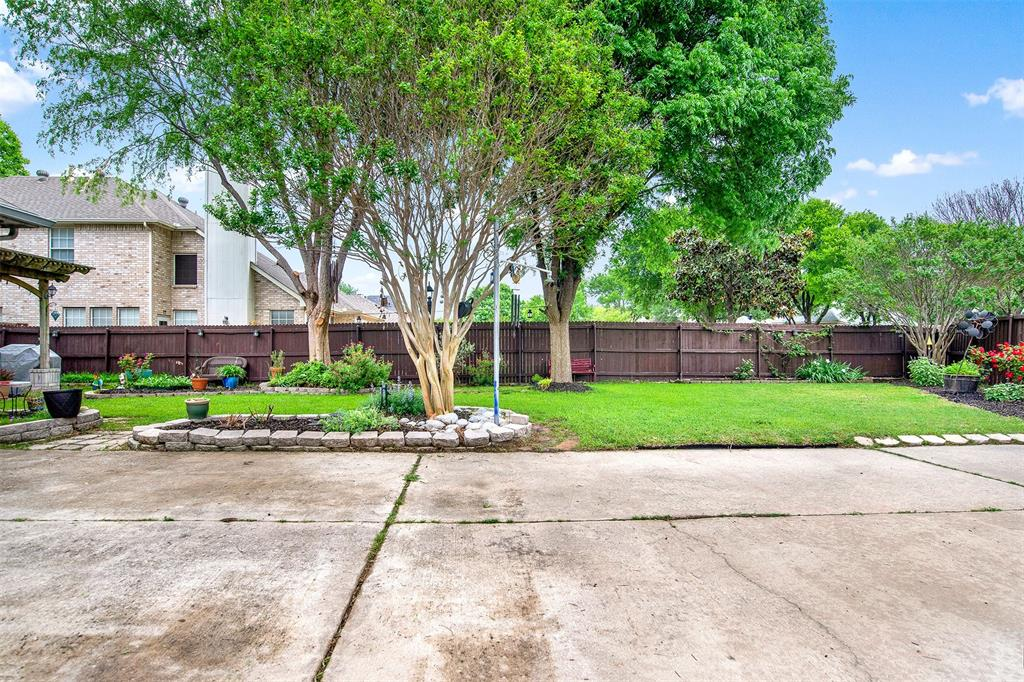Active Option Contract | 4718 Baton Rouge Boulevard Frisco, Texas 75035 29