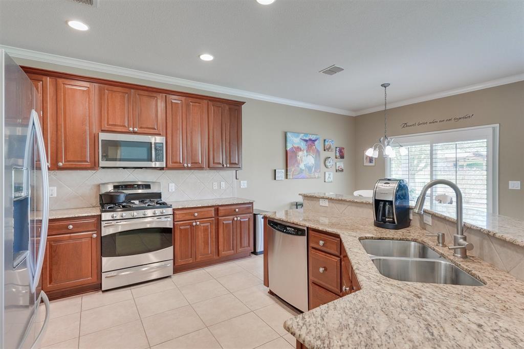 Active Option Contract | 998 Carrington Greens Drive Frisco, Texas 75036 6