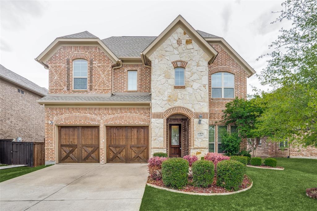 Active Option Contract | 6349 Plum Creek Road Frisco, Texas 75036 0