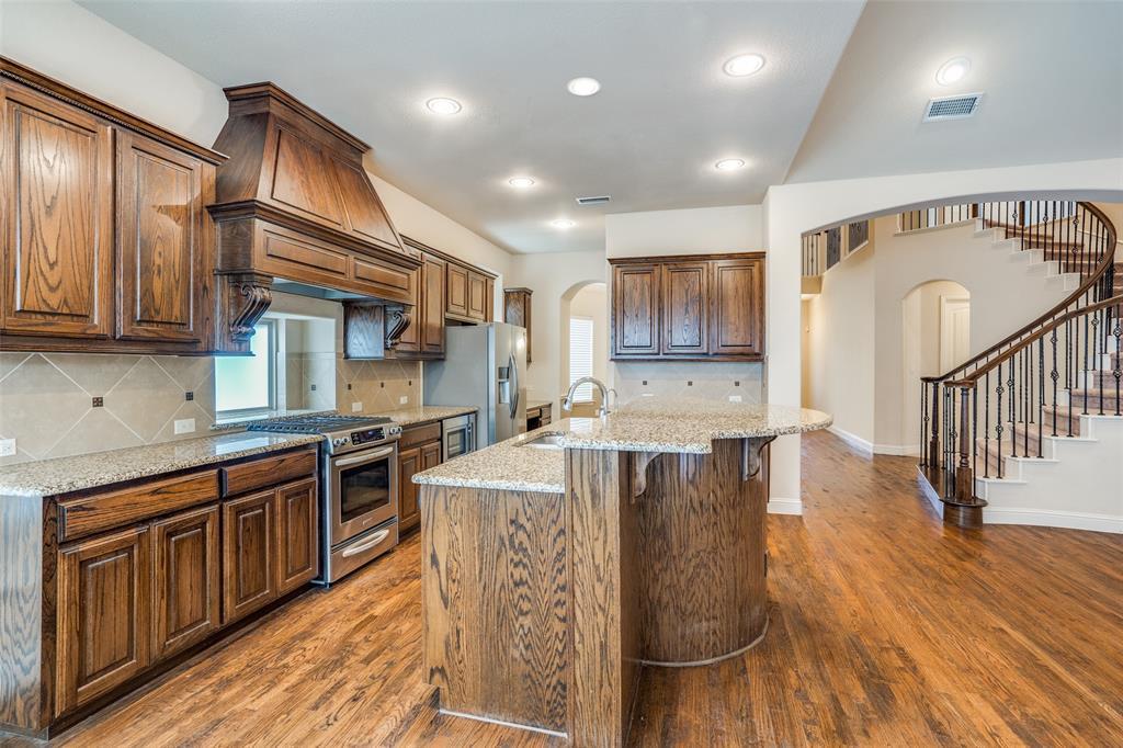 Active Option Contract | 6349 Plum Creek Road Frisco, Texas 75036 10