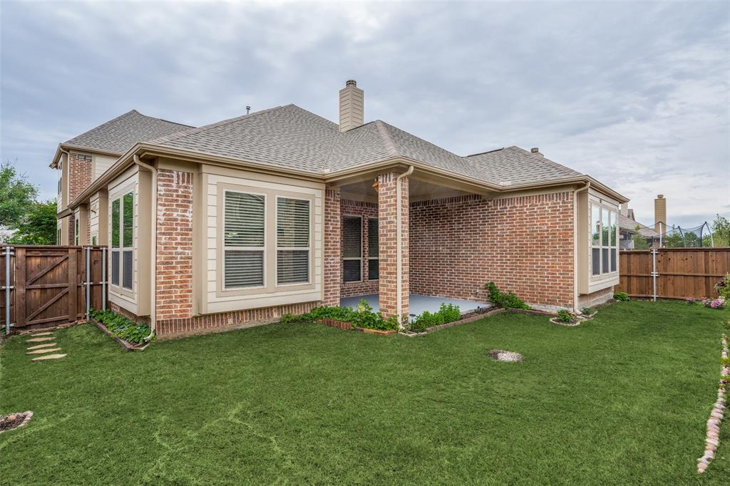 Active Option Contract | 6349 Plum Creek Road Frisco, Texas 75036 24
