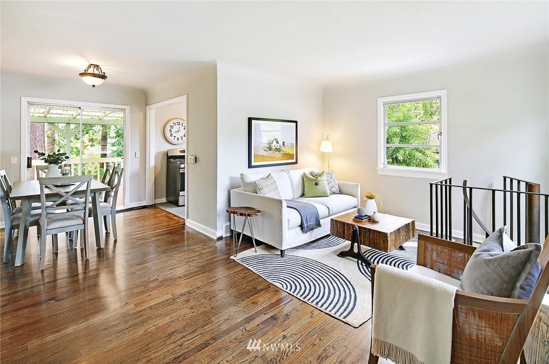 Sold Property | 1535 NE 107th Street Seattle, WA 98125 2