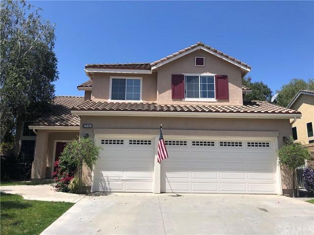 Active | 14878 Avenida Anita Chino Hills, CA 91709 1