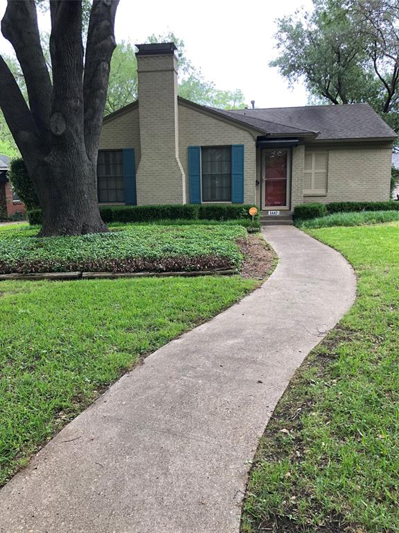 Sold Property | 5447 Glenwick Lane Dallas, Texas 75209 0