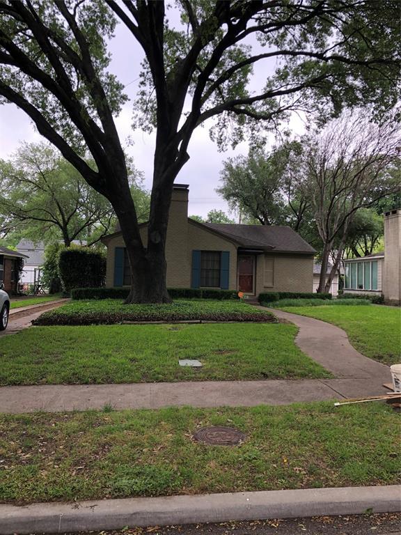 Sold Property | 5447 Glenwick Lane Dallas, Texas 75209 1