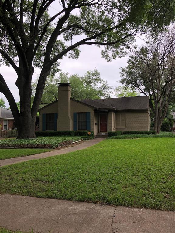 Sold Property | 5447 Glenwick Lane Dallas, Texas 75209 2