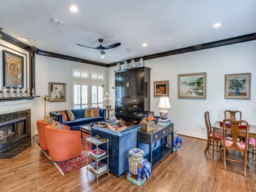 Sold Property   3902 Bowser Avenue Dallas, Texas 75219 5
