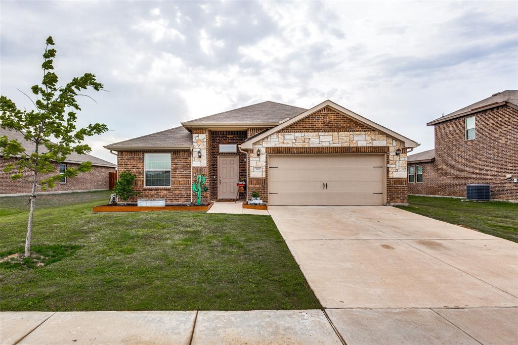 Sold Property   3907 Montecristo Lane Sanger, Texas 76266 3
